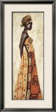 Femme Africaine I - Jacques Leconte