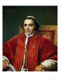 Pope Pius VII (1742-1823) - Jacques-Louis David