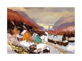 The Day after the Storm - Jacques Poirier