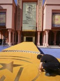 Before the Opening Ceremony of the Sixth Marrakesh International Film Festival - Jalil Bounhar