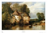 Arundel Mill - James Baker Pyne