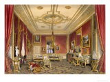 The Queen's Private Sitting Room, Windsor Castle, 1838 - James Baker Pyne