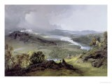 Windermere: from Orrest Head - James Baker Pyne