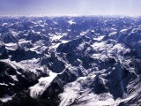 Aerial View of the Himalayas - James Burke