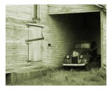 Old Truck and Barn - James Davidson