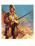 Davy Crockett: Hero of the Alamo - James Edwin Mcconnell