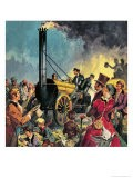 George Stephenson's Rocket - James Edwin Mcconnell