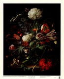 Vase of Flowers - Jan Davidsz. de Heem