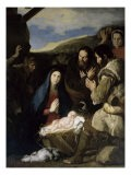 Adoration of the Shepherds - Jusepe de Ribera