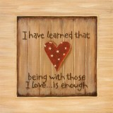 I Have Learned - Karen Tribett