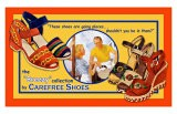 Carefree Shoes - Kate Ward Thacker