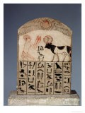 Stela to the Apis Bull - Late Period Egyptian