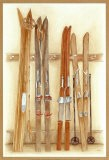 Old Skis II - Laurence David
