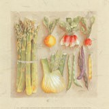 Vegetables I, Asparagus - Laurence David