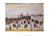 Ferries - Laurence Stephen Lowry