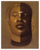 African Mask, no. 29 - Laurie Cooper