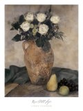 Nature morte d'une rose - Laurie Eastwood