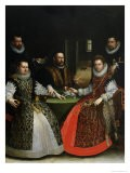 The Gozzadini Family - Lavinia Fontana