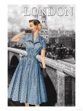 London Bridge Frock II