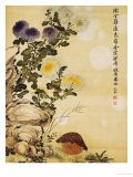 Chrysanthemums and Quail, 1702 - Ma Yuanyu