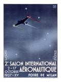 Salon International Aeronautique - Manlio
