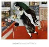 Anniversaire - Marc Chagall
