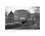 Amsterdam - Canal houses Prinsengracht - Marcel Bergen