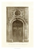Ornamental Door I - Marcel Lambert