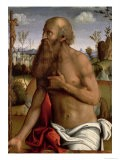 St. Jerome in Penitence - Marco Meloni