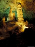 Hall of the Giants, Big Room, Carlsbad Caverns National Park, New Mexico, USA - Maresa Pryor