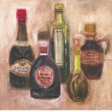 Balsamic Vinegar Sketch - Maret Hensick