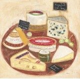 Cheese Plate I - Maret Hensick