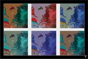 site art - Monogramme CF - Christian FRITZ