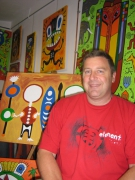 site artiste atelier - THIERRY BIDAUX