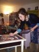site artiste atelier - Launois Sophie