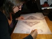 site artistes oeuvre - corinne HUMBERT