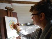 site artiste - Patricia MAZZEO