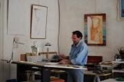 site artiste atelier - thierry lodziak