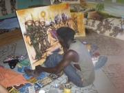 site art - MOUSSADOF