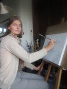 site artistes oeuvre - S�gol�ne CALMET
