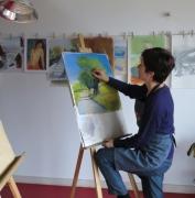 site artistes oeuvre - Sylvaine Béraud