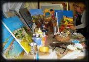 site artiste atelier - Laure Leprince