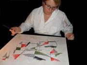 site artistes oeuvre - Catherine Ballandras