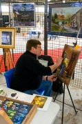 site artistes oeuvre - christian Nieto