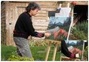 site artistes oeuvre - SYLVIE NICOLOSO