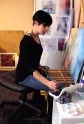 site artistes - Alexandra Serres
