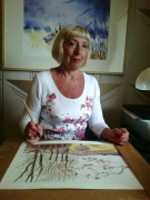 site artiste atelier - Thérèse Hanot