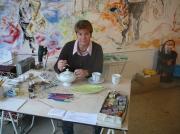 site artiste - Huguette Bultot
