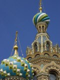 Two Towers, Church of the Savior on the Spilled Blood, St. Petersburg, Russia - Nancy & Steve Ross
