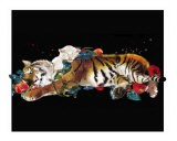 Tiger And Cub - Nancy Tillman